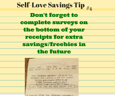 Savings Tip #4