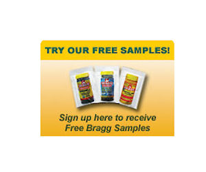Braggs Free Sample