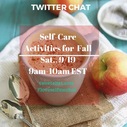 coffee, self care, twitter chat, apples fall, fall activities